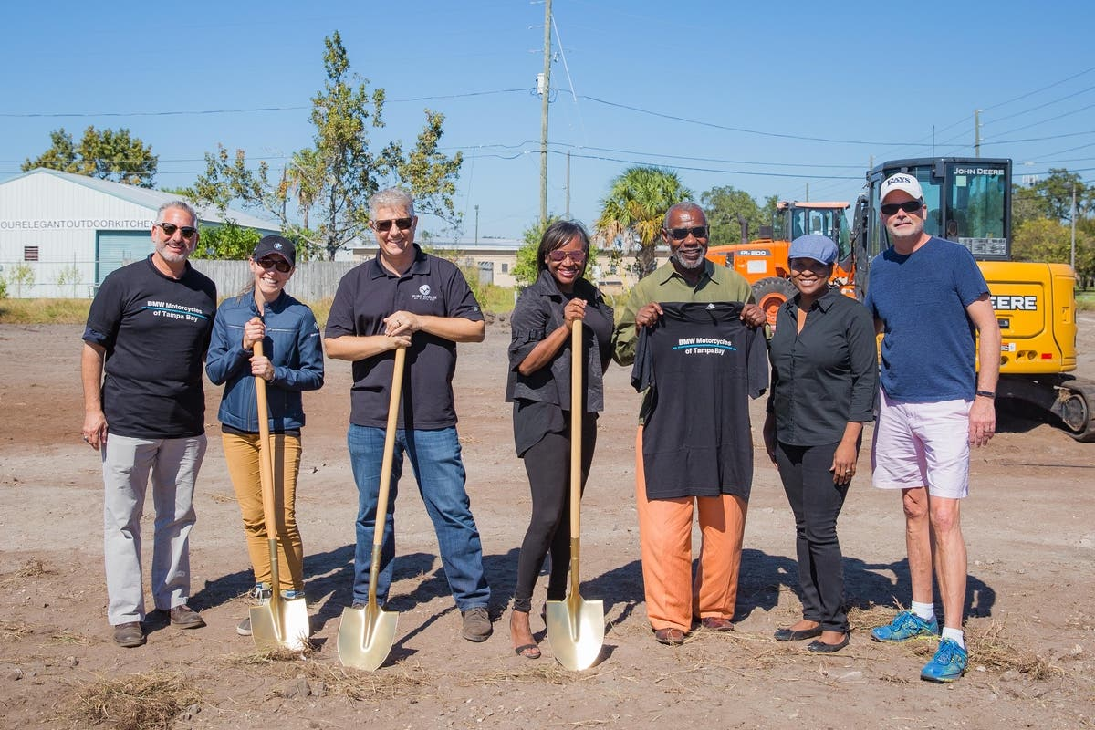 Euro Cycles, EMP Break Ground At St  Pete Commerce Park   St