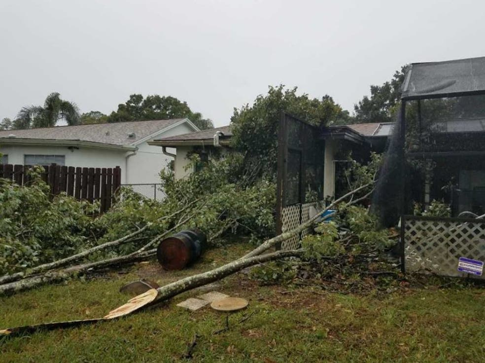 1 Hour Of Storms Thousands Of Dollars Worth Of Damage