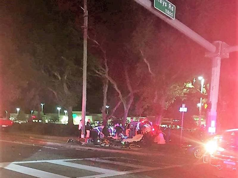Pasco Firefighters Respond To Mass Casualty Accident On S R