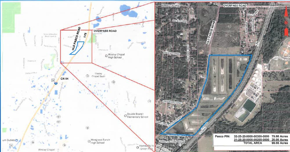 Pasco County Pursues Economic Growth With Overpass Business