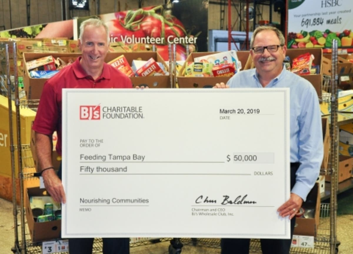BJ's Wholesale Club Planning April 13 Opening In Clearwater