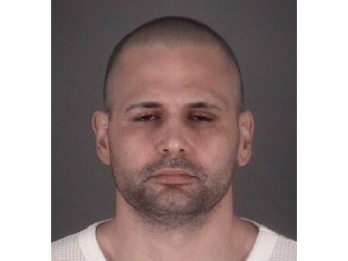 Robert Girolamo Jr.is accused of sending a threatening letter from jail.