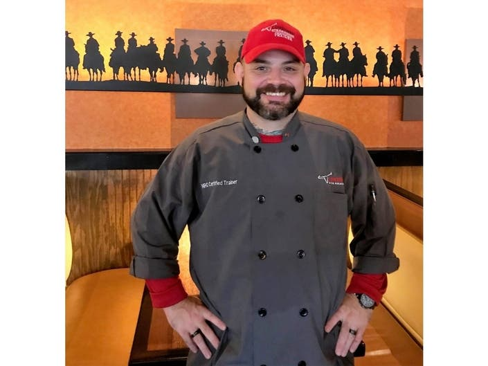Brandon Resident Named Longhorn Steakhouse Grill Master