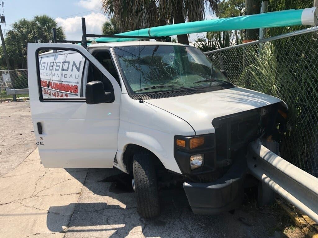 Teens Steal, Crash Van In Town N' Country   Westchase, FL Patch