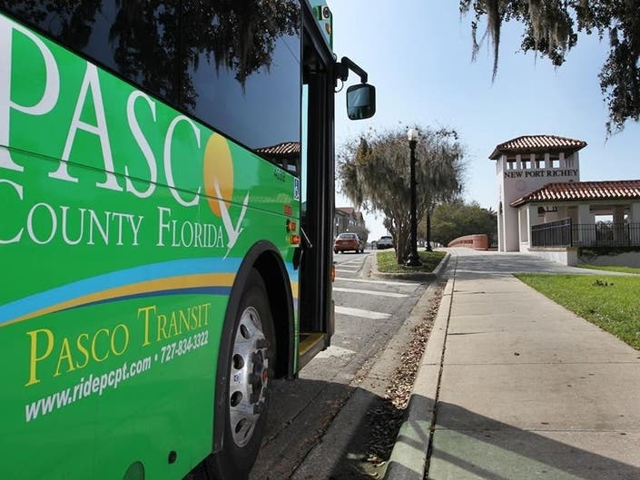 Pasco Bus Drivers To Be Trained To Spot Human Trafficking Victims