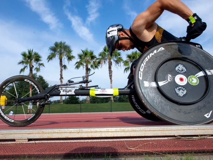2019 Warrior Games In Tampa Blend Perspiration With Inspiration