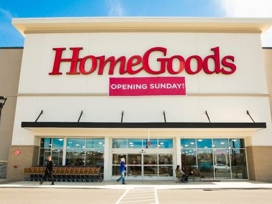 HomeGoods To Open New Store In St. Pete Aug. 25