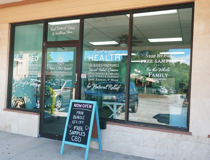 Your CBD Store To Open Its 400th Nationwide Store In Palm Harbor