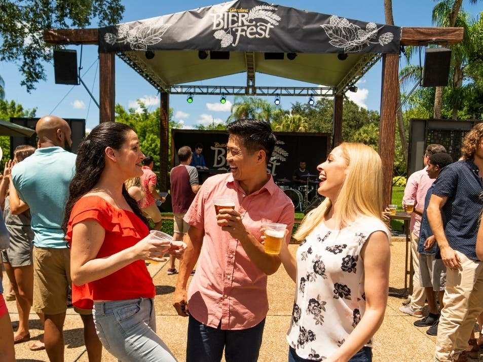 Bier Fest At Busch Gardens Kicks Off This Weekend Temple