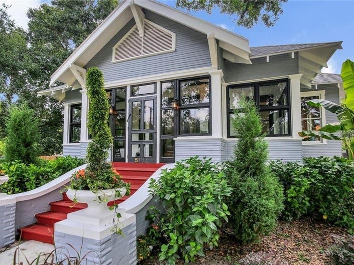 1900 Seminole Heights Home Exhibits Elegant Charm