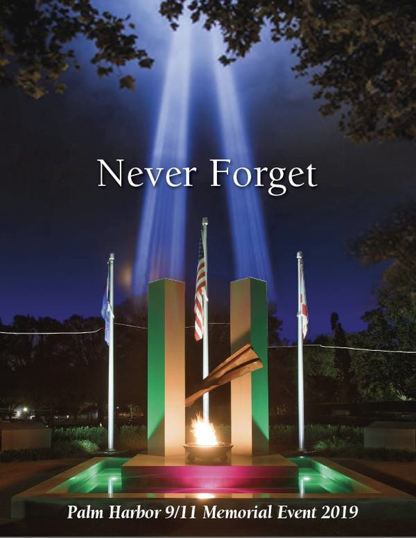 Sep 11 | Curlew Hills Plans 9/11 Memorial Ceremony | Palm