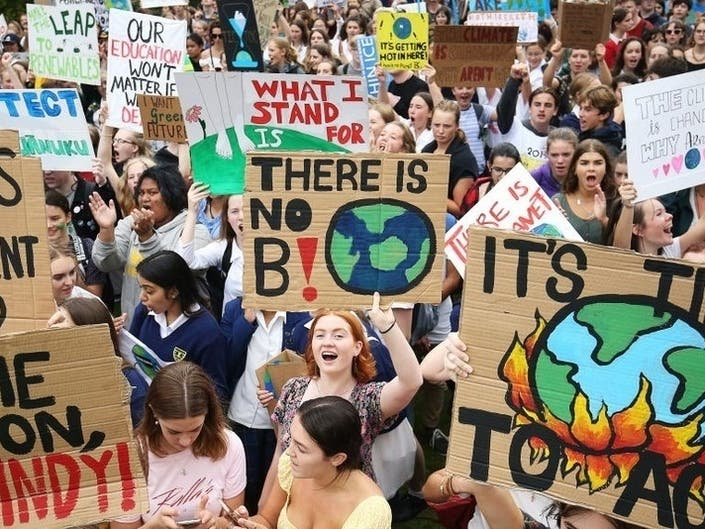 Student Climate Strike To Take Place Friday In Tampa Bay