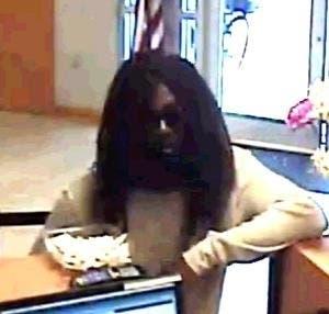 Clearwater Police Seek Armed Bank Robber