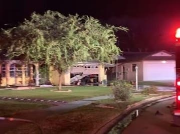 2 Dogs Perish In New Port Richey House Fire