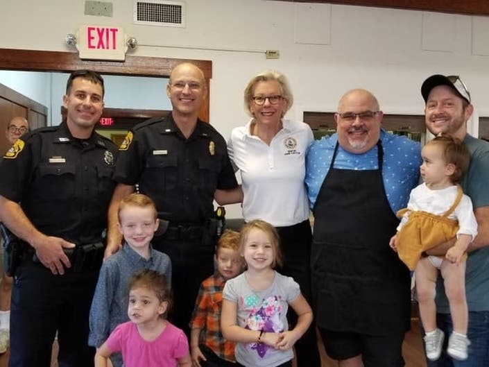 Tampa Police, Neighbors To Launch Neighborhood Night Out