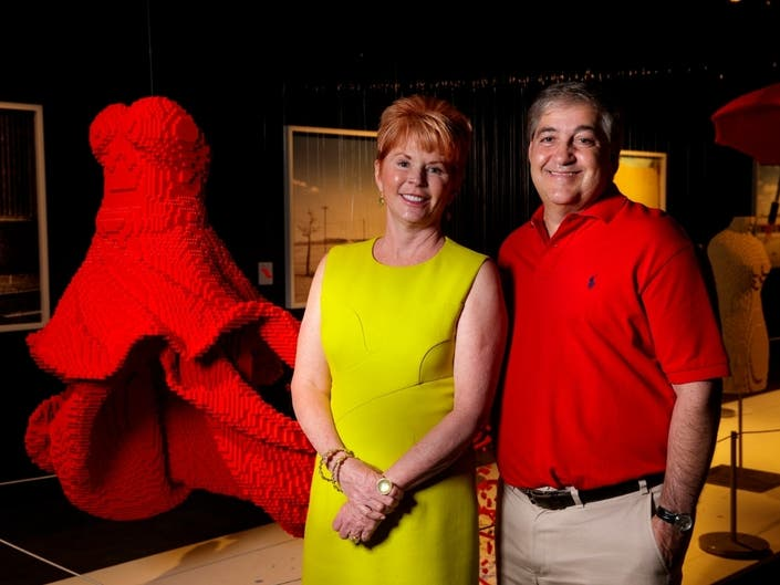 Viniks Present Largest Gift In History Of Tampa Museum Of Art