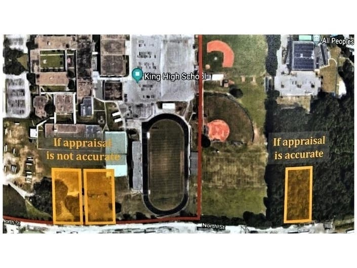 King High School Campus May Contain Black Paupers Cemetery