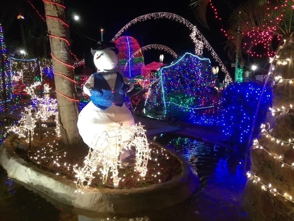Christmas Lights Near Brandon Fl 2020 Readers Recommend Tampa Bay's Best Neighborhood Light Displays