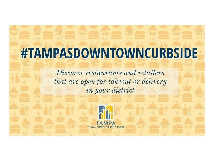 Campaign To Promote Restaurant Takeout During Coronavirus ...