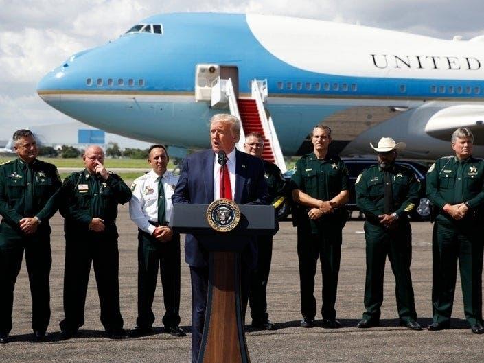Journalist Covering Trump Visit To Tampa Positive For Coronavirus