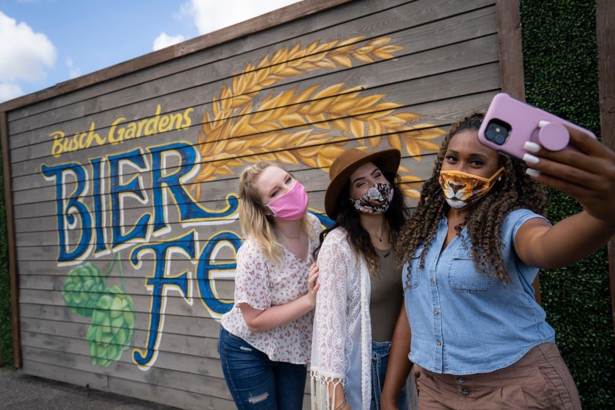 Busch Gardens Bier Fest Runs Through Nov. 15