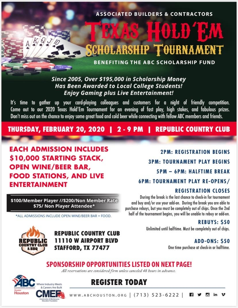 Free texas holdem tournament manager