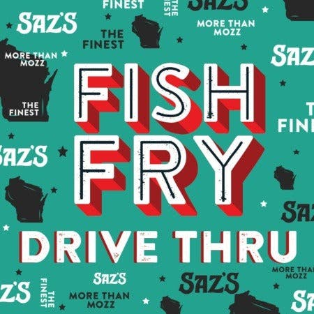 Local Event: Saz's Traveling Fish Fry Supporting Kettle Moraine Baseball