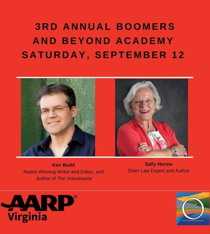 AARP's Boomers & Beyond Academy
