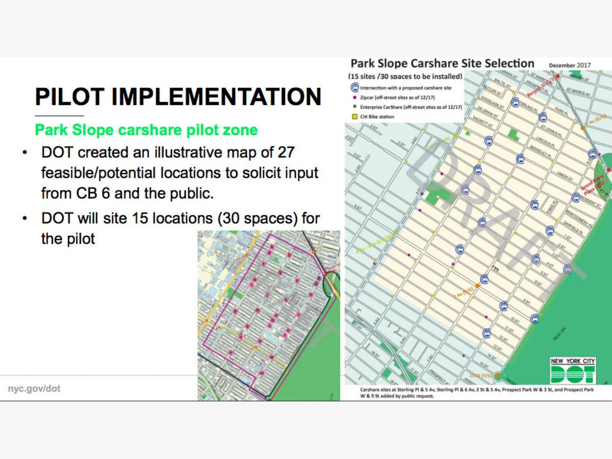 Dot Nyc Parking Map on