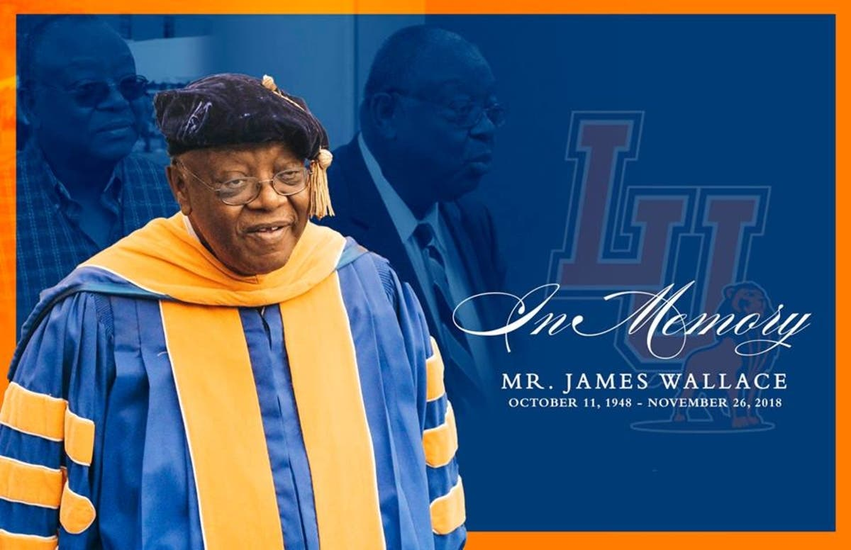 Obituary James A Wallace Langston University Oklahoma City Ok