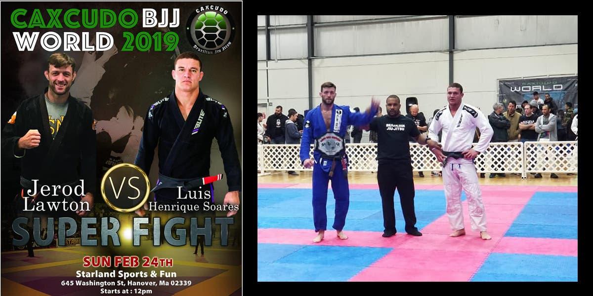Caxcudo World Brazilian Jiu Jitsu Championship 2019 | Boston