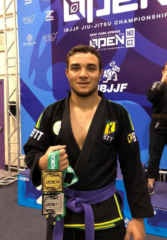 Local Brazilian Jiu Jitsu Competitors Win at the New York IBJJF