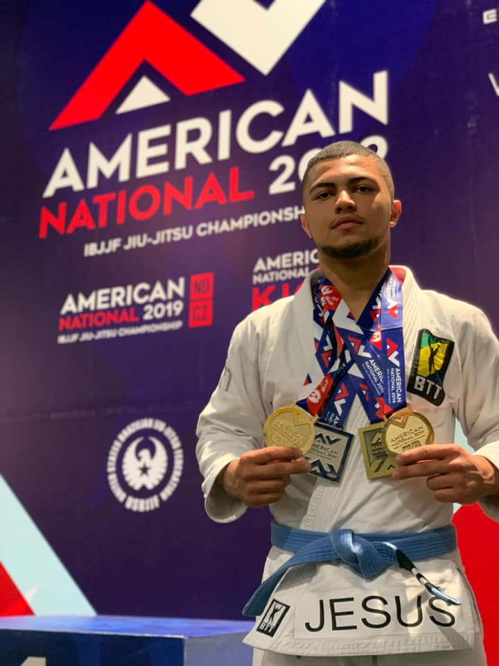 BTT Boston at the American National IBJJF Jiu-Jitsu