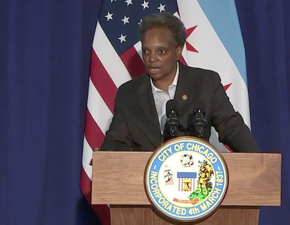 Chicago Mayor Sets Business Curfew As Coronavirus Cases Spike