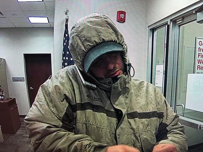 Man Robs North Branford Bank, Flees On Foot With Cash: Police