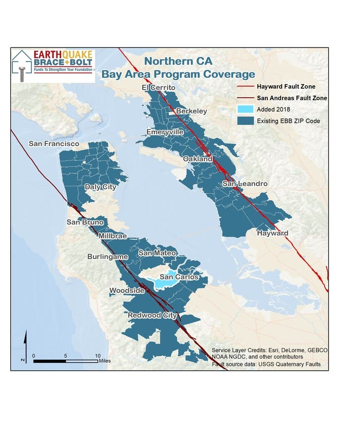 Earthquake Retrofit Grants Available to Bay Area Homeowners ...