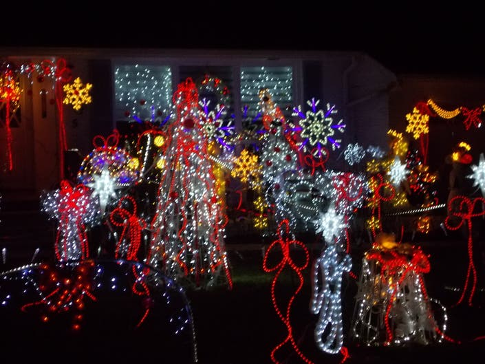 Local Christmas lights | Melrose, MA Patch