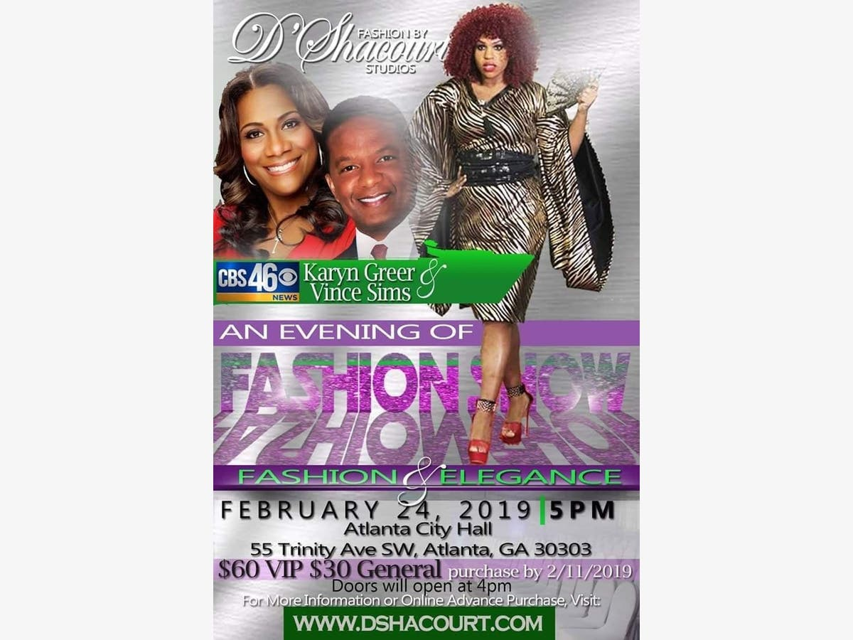 An Evening Of Fashion And Elegance Enters Sixth Year Atlanta Ga Patch