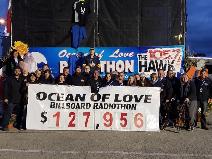 Ocean of Love Billboard Radiothon