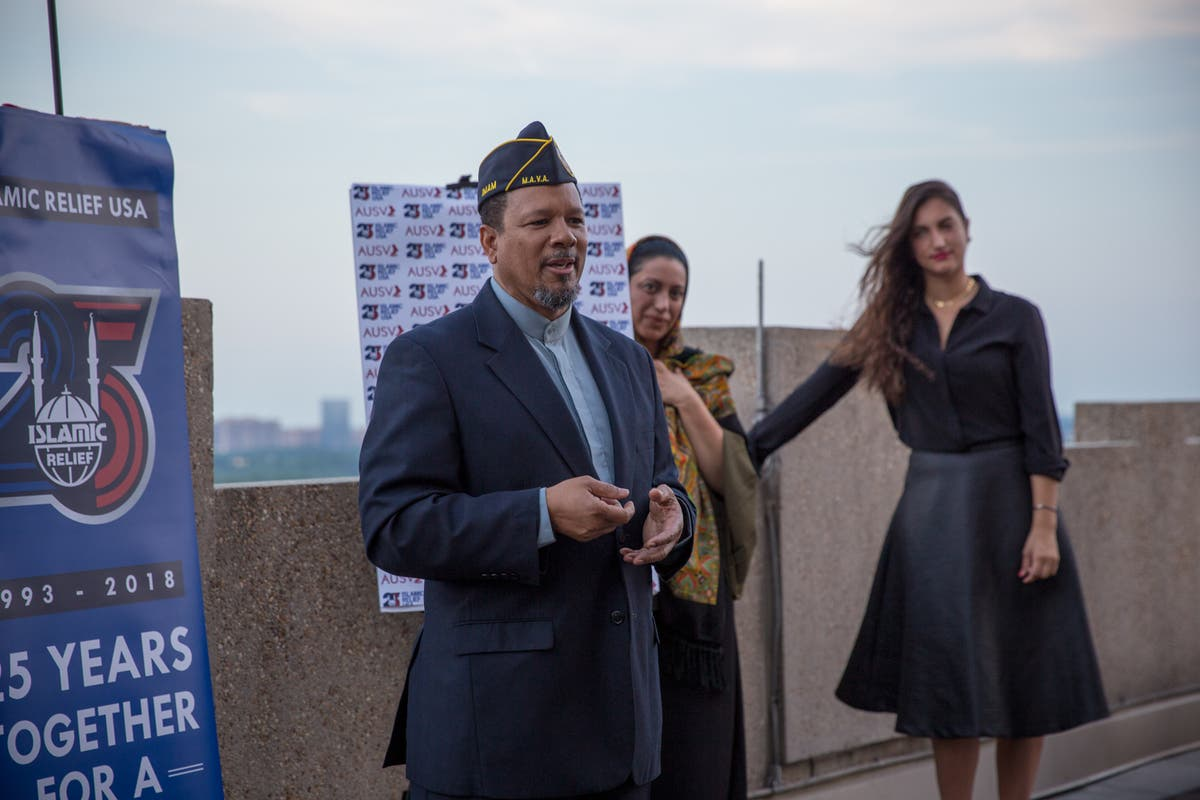 Islamic Relief USA partners with veterans' organization for