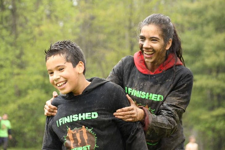 Your First Mud Run