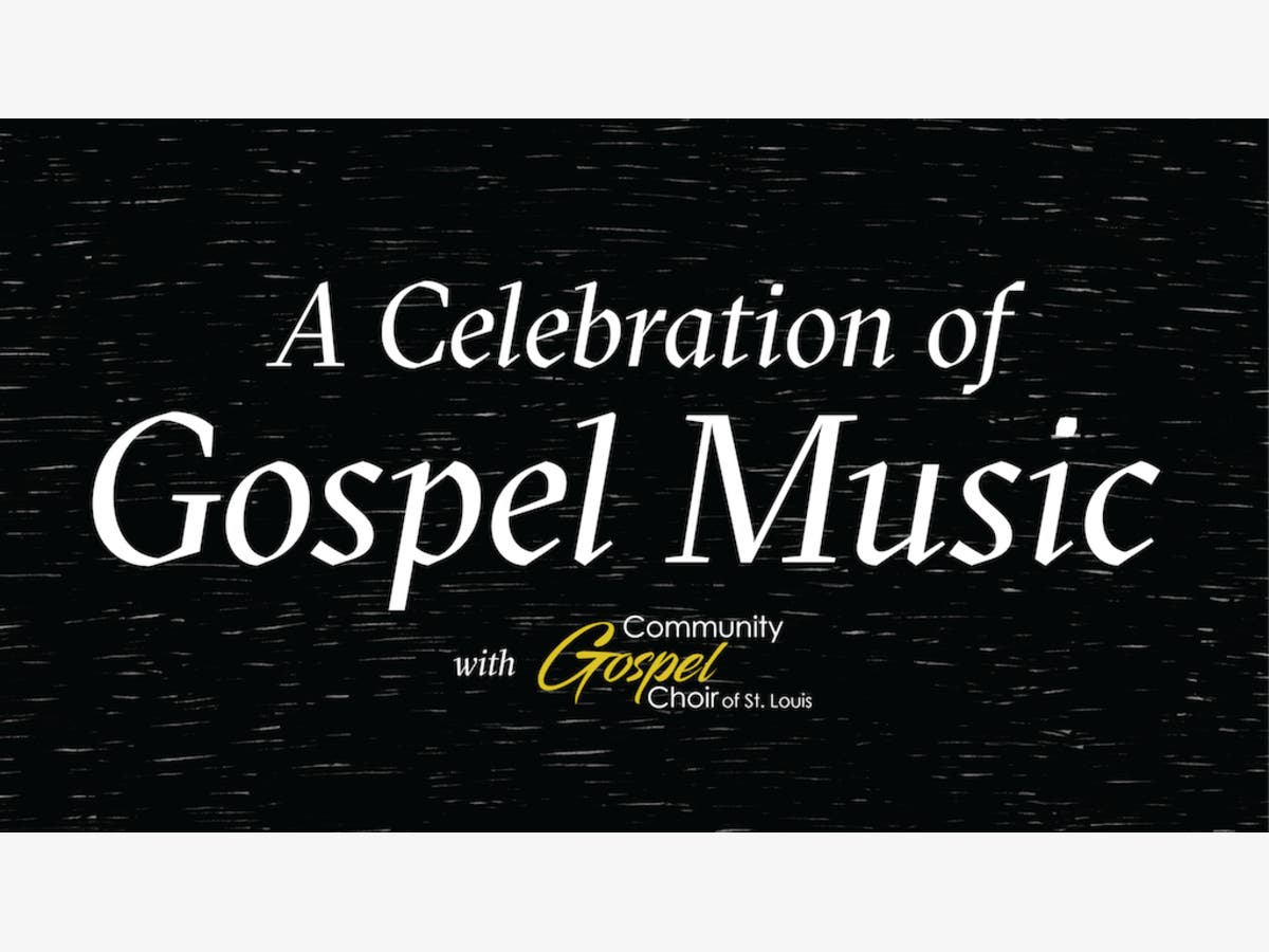 The Journey Hosts St  Louis Community Gospel Choir | St