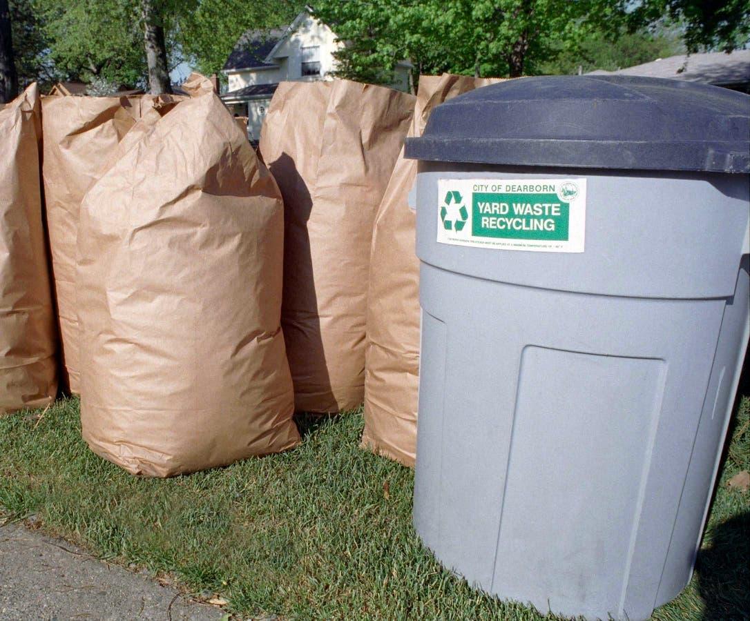 3c77ebb6d6c0 Dearborn's Curbside Yard Waste Pickup Begins March 11 | Dearborn, MI ...