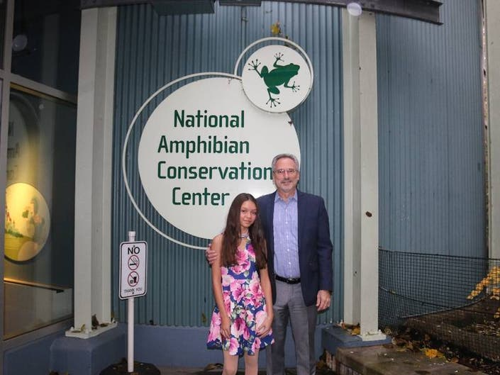 How One 12-Year-Old Girl Is Making Huge Impact At The Detroit Zoo