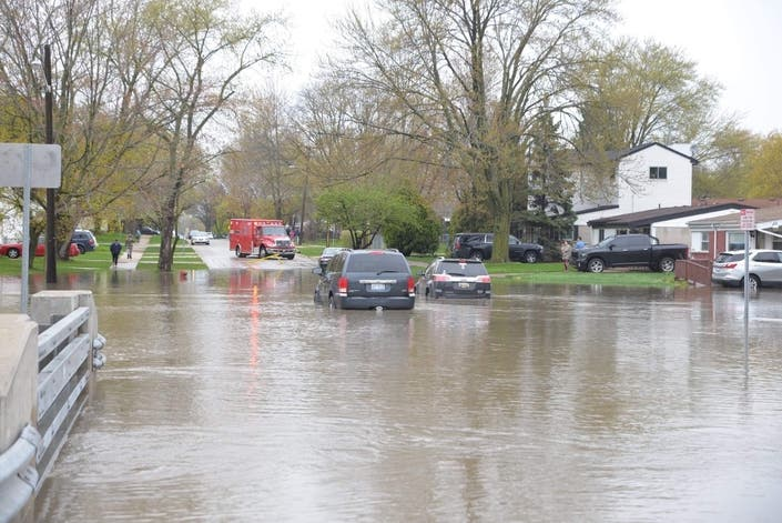 More Flooding Predicted In Metro Detroit This Week