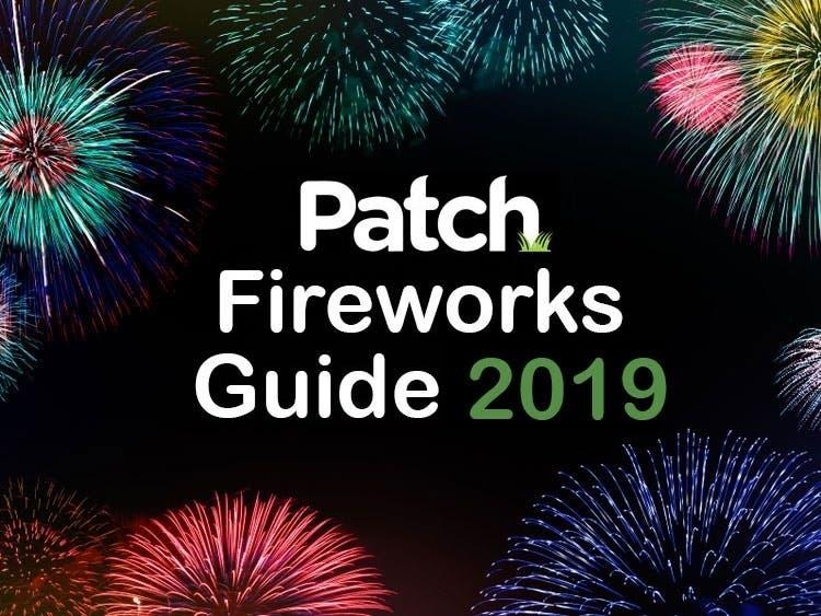 st. clair shores fireworks 2020