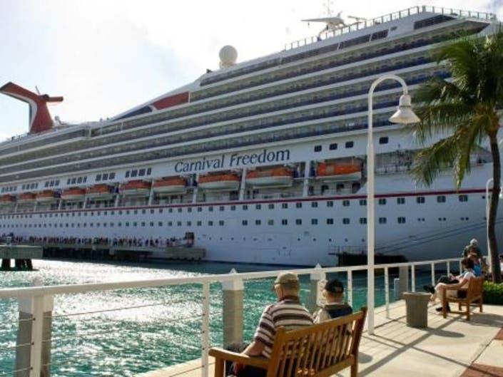 Future Uncertain For Carnival Cruises After Illegal
