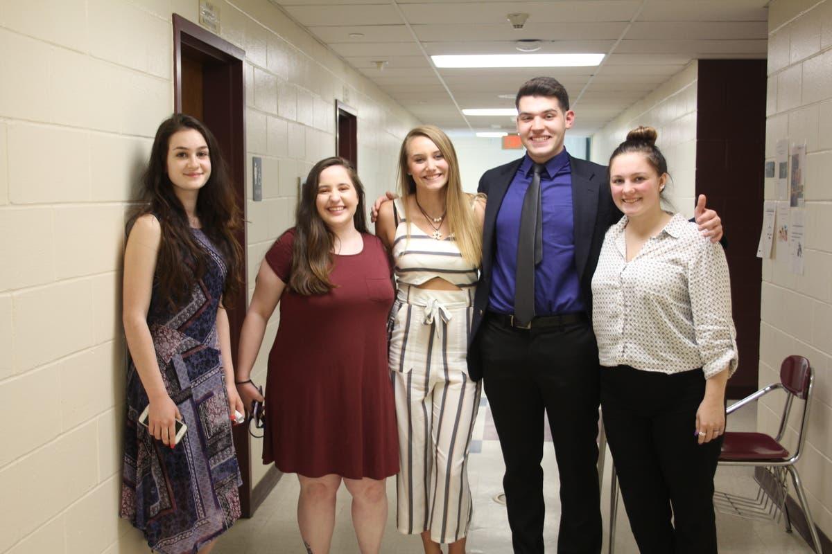 capstone project masuk high school