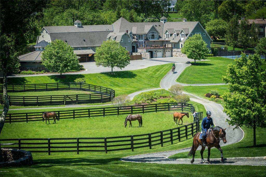 This Ridgefield Horse Farm Is The Premier Facility Of Its Kind Ridgefield Ct Patch