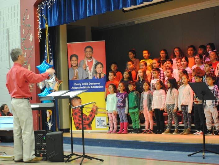 Danbury Schools Music Program Wins National Recognition